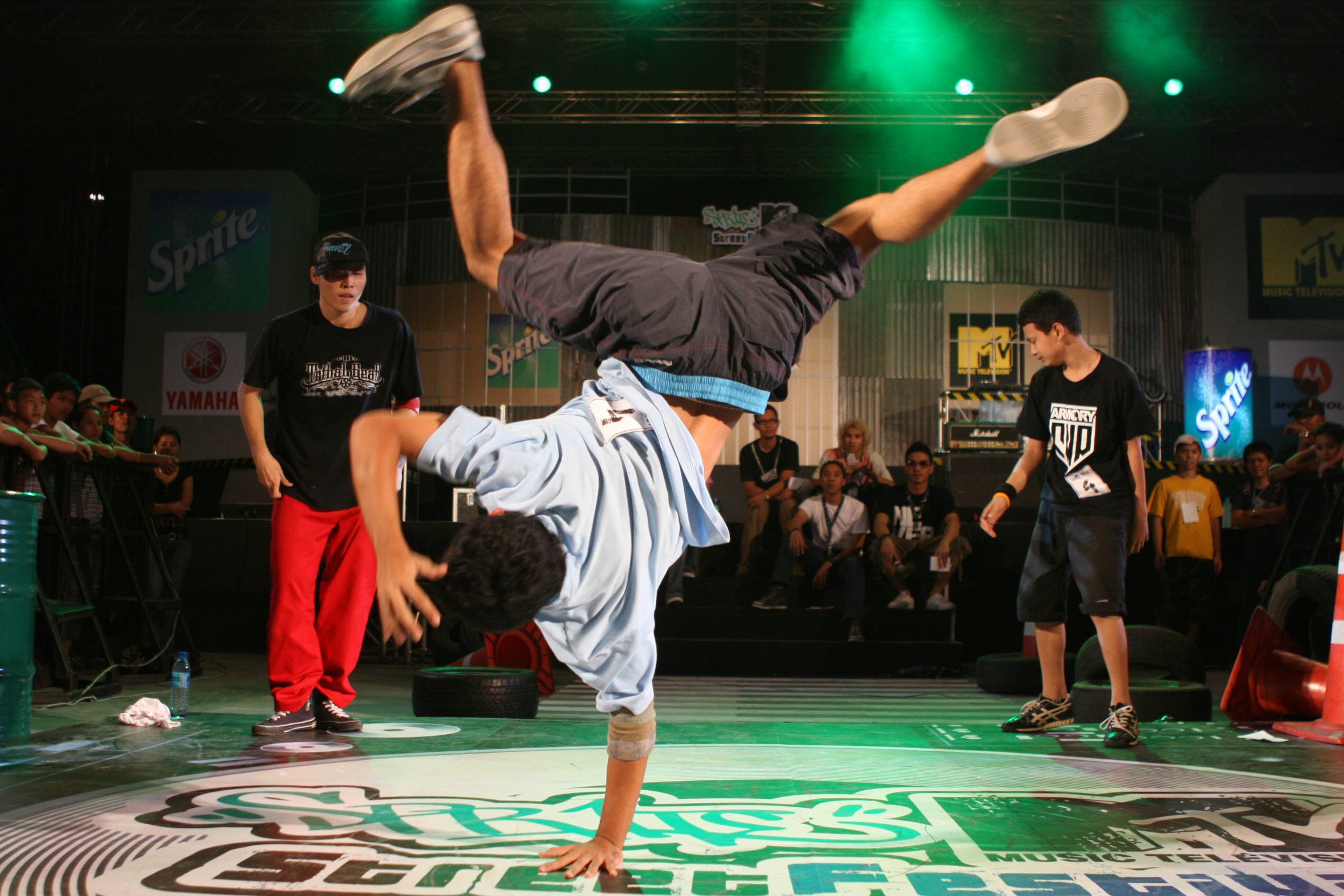 Hip Hop Breakdance