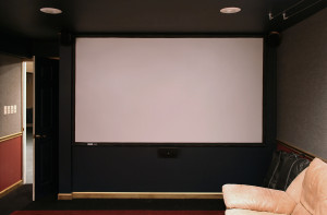Projection-screen-home